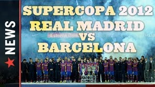 Barcelona vs. Real Madrid, 2012 Supercopa Preview: Another Star-Studded Exhibition thumbnail