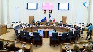 В Правительстве региона обсудили увеличение заработной платы работников бюджетной сферы