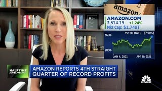 Amazon trend is here to stay, says Sand Hill's Vingiello