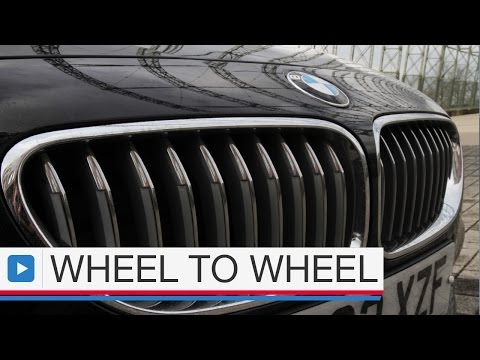 Audi A7 Sportback vs BMW 6 Series Gran Coupe vs Mercedes CLS video 2 of 4