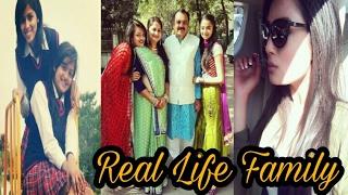 Real Life Family Of Samiksha Jaiswal As Mehek  : Zindagi Ki Mehek Actress.