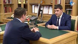 Начальник «Новгородавтодора» Дмитрий Климов покидает свою должность