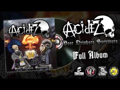 Acidez- Beer Drinkers Survivors (FULL ALBUM )