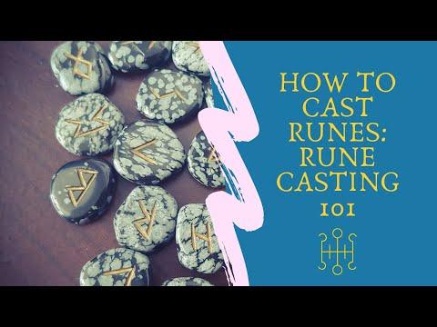 Rune Casting 101: How to Cast Runes
