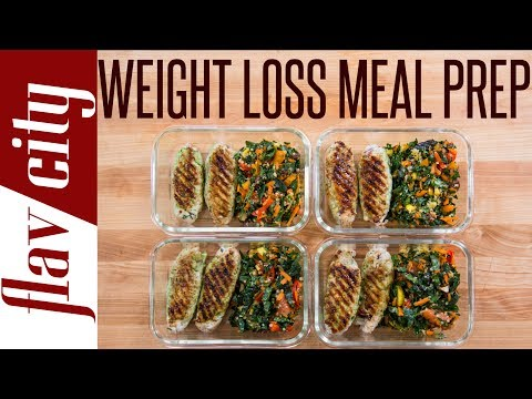 Video Tasty Low Calorie Recipes For Weight Loss -  Healthy Meal Prep Recipes