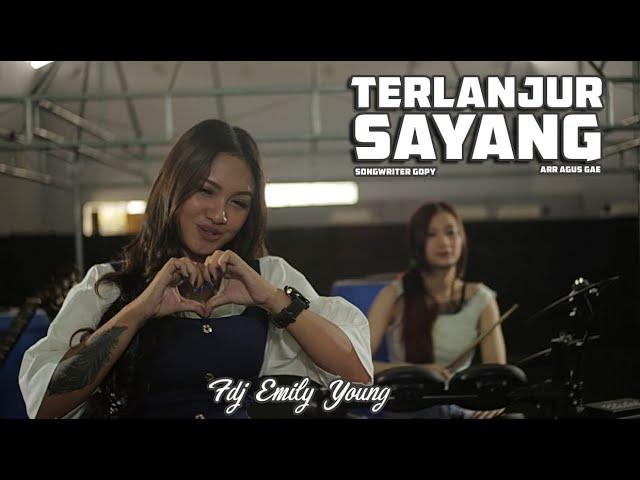 FDJ Emily Young - TERLANJUR SAYANG (Official Music Video) | Reggae
