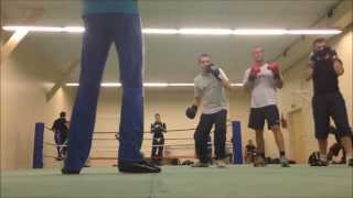 preview picture of video 'Training Boxe Française - Savate Dunoise'