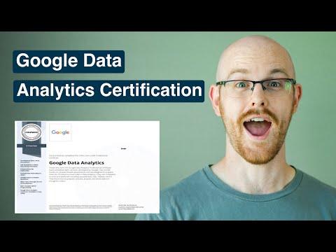 Google Data Analytics Professional Certificate | It's Finally Here!