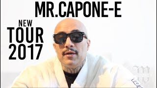 Open up for Mr.Capone-E! New Artist opportunities! Be heard