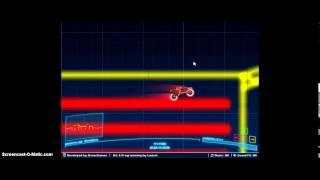 Neon Rider Gameplay