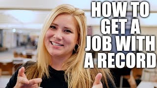 How to get a job with a criminal record featuring Cornbread Hustle