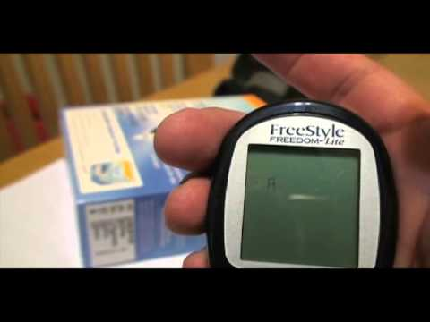 Diabetes, was mit der Schwellung zu tun