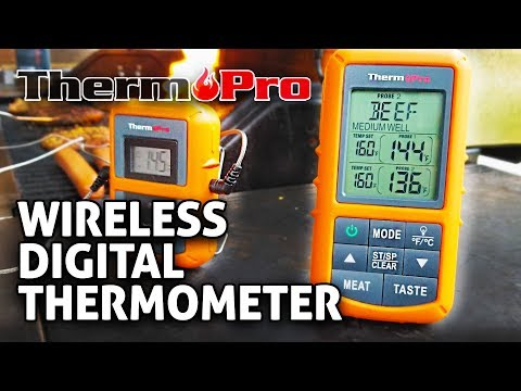ThermoPro: Wireless Digital Thermometer REVIEW