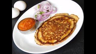 Rayalaseema Special Tasty Egg Dosa   Guddu Dosa   Egg Karam Dosa   Kadapa Egg Dosa   Dosa Varieties
