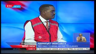 Kenya Red Cross yet to restore services in areas suffering from cattle rustling