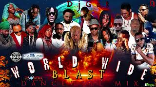 DANCEHALL MIX FEBURARY 2019  DJ GAT WORLD WIDE  BLAST MIX FT VYBZ KARTEL/RYGIN KING/POPCAAN/TEEJAY