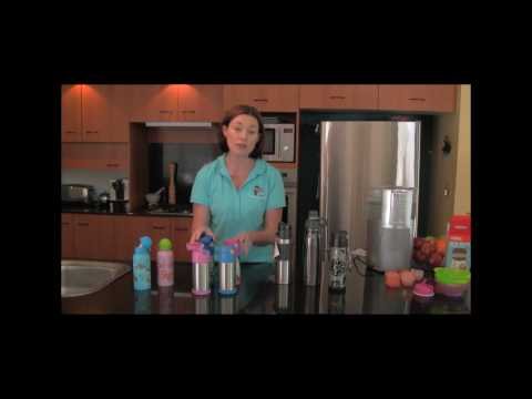 Thermos and Kids Water Bottles Video Review