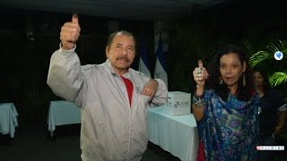 Former guerrilla leader declared winning 4th term to be president of Nicaragua
