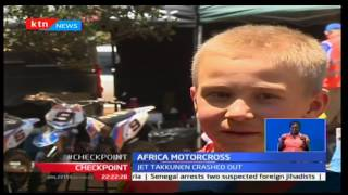 Jamuhuri Race track hosts second round of Africa Motocross