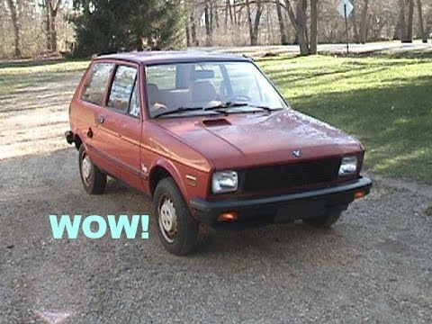 Amazing Classic Yugo Collection