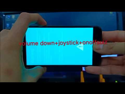 Reset/Bypass FRP Samsung j3 2016 by Odin and file remove