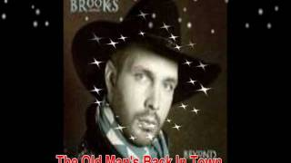 """Garth...The Old Man's Back In Town  """" In H.D.""""  ( A Cover By Capt Flashback)"""