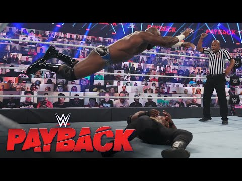 Apollo Crews takes to the skies against Bobby Lashley: WWE Payback 2020 (WWE Network Exclusive)