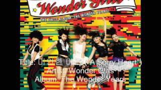 Wonder Girls - Bao Qian Di Zin (抱歉的心; A Sorry Heart)