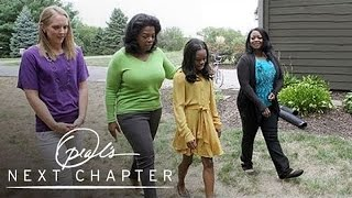 Oprah Meets Gabby Douglas Two Families | Oprahs Next Chapter | Oprah Winfrey Network