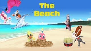 Fnaf Plush - Day at the Beach