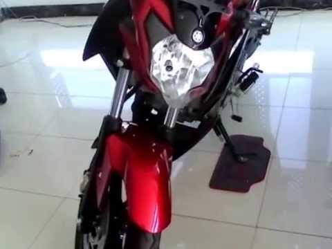 Yamaha VIXION Advance 150cc Reds color (Merah)