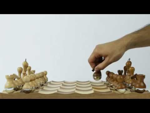 Video for Wobble Chess Set