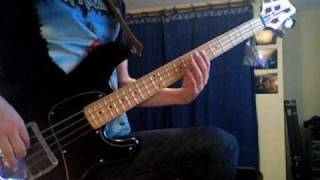 Oh, the Boss Is Coming! - The Arkells (Bass cover)