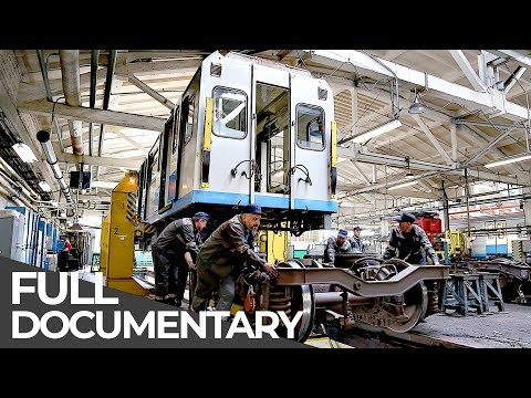 Big Underground System: Moscow Metro | Giant Hubs | Episode 6 | Free Documentary