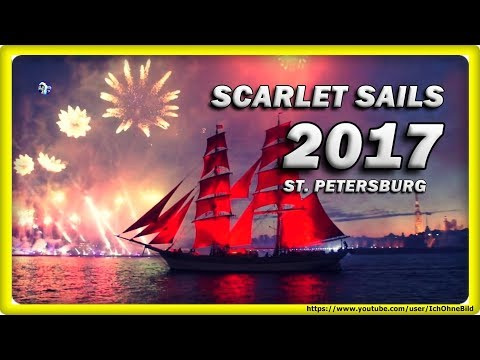 🔴 Алые паруса \ Scarlet Sails 2017 • ST. PETERSBURG | RUSSIA • TRAVEL • White Night, Part1