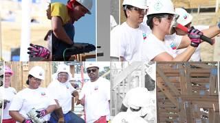 Kyrish Cares Habitat for Humanity Video