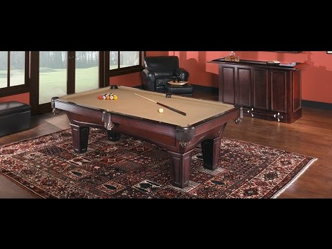Brunswick Allenton Pool Table Assembly - Part 1 Mp3