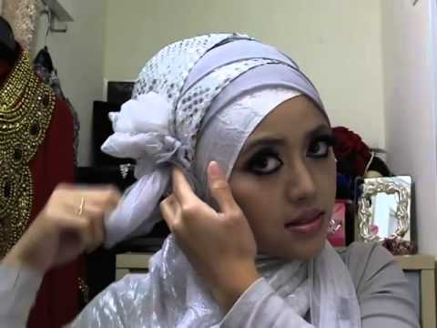 Video Heejab tutorial Anggun Muslimah | Cara Memakai Jilbab Modern