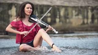 Bottle Of Loneliness El Mukuka Ft  Kayla Jacobs   Electric Violin Cover   Caitlin De Ville