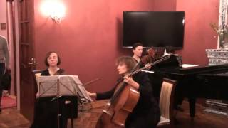 Vivaldi Concerto For Violin And Cello In B Flat Major, RV547