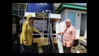 preview picture of video 'Forsikatel Telkom Medan Peduli Kampung Nelayan'