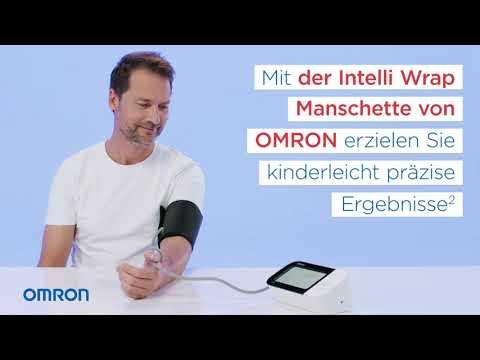 Omron X7 Smart (Upper arm, Display)