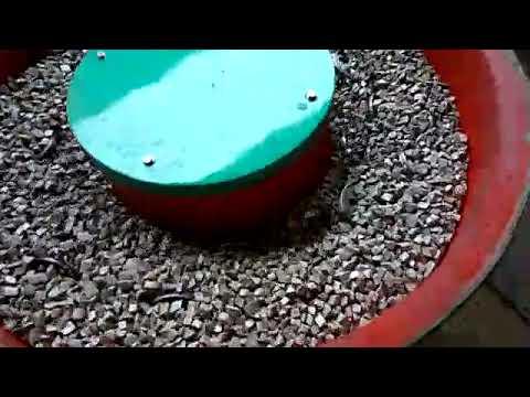 Vibratory Finishing Machine 80 STD PU