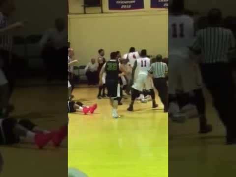 Daniel Webster men's basketball program ends in brawl