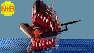 LEGO MEGALODON SHARK ATTACK