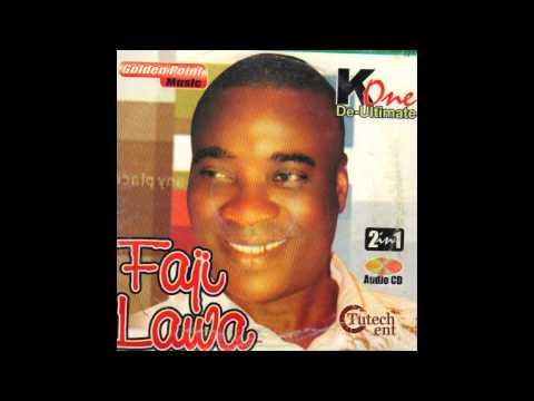 K1 De Ultimate - Faji Lawa