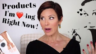 Products I'm Loving Right Now! | Dominique Sachse