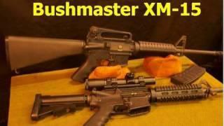 Bushmaster XM-15 Carbine M4 Review