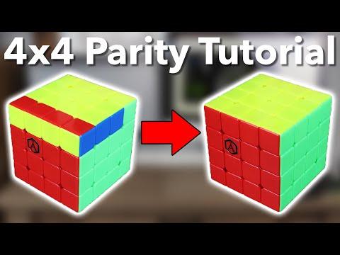 Download 4x4 Easy Tricks For Parity Algorithms Video 3GP Mp4 FLV HD