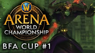 AWC Cup 1 | Championship Sunday | Full VOD
